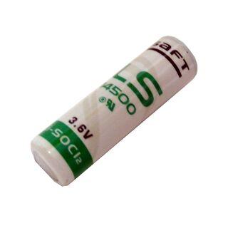 Saft LS 14500 Lithium Thionylchlorid Batterie AA