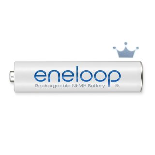 4 Stück Panasonic eneloop AAA / Micro  NiMH 800 mAh Ready2Use