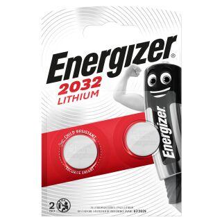 Energizer Lithium LD CR 2032 3V - 2er Maxiblister