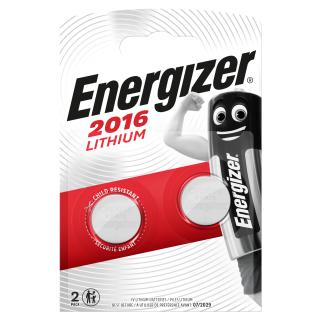 Energizer Lithium LD CR 2016 3V - 2er Maxiblister