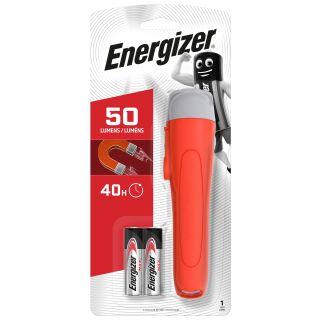 Energizer Stableuchte Magnet LED inkl. 2 x AA Batterien