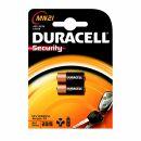 4x Duracell (2x2er Pack) Alkaline MN21-E23 A 12 Volt