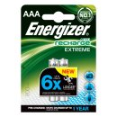 Energizer R2U Extreme HR03-AAA-Micro 800 maH - 2er Blister