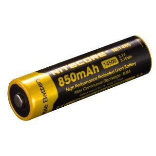 Nitecore Pro 14500 IMR Akku 850mAh NL1485