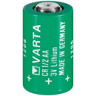 Varta Lithium 6127 CR 1/2 AA 3V 950 mAh - 3er Pack