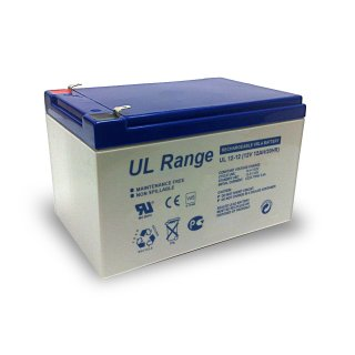replacement batteries for Robomow Mower robot,2 x 12V 12 Ah RM Series City100/