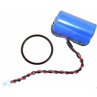 InfiniO Protect M Premium Lithium Batterie ER14250M 3,6V für DOM Protector Schließzylinder/Schließanlage