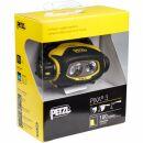 Petzl PIXA 3 Headlight Stirnlampe Arbeitsleuchte 100 Lumen, stossfeste Kopfleuchte