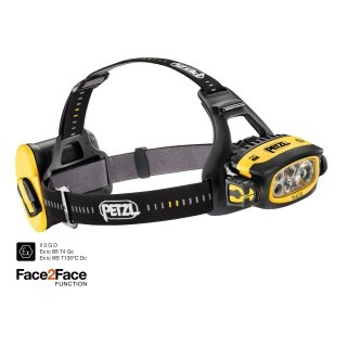 Petzl DUO Z2 Profi Kopfleuchte 430 Lumen mitFace2Face Funktion Headlight
