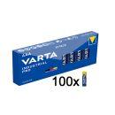 100er SPARSET Micro AAA 4003 Batterie Alkaline VARTA...