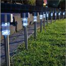 Solarlampen Akku 3,2 V 4er Pack InfiniO AA / Mignon...
