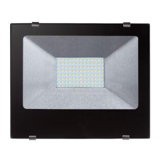 Avide LED Flood Light 50W Daywithe 4000K 3750 Lumen 120 ° Led Außenleuchten Flutlicht Flutlichtstrahler Strahler Scheinwerfer Ultra Slim