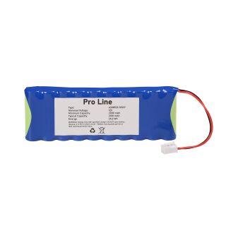 Akkupack für Rolladensteuerung NiMH LSD AA 12 V / 2100mAh Baugleich zu Akkupack ROTO ZEL 12V/2,1 Ah WDT-S RT2 SF G2/G3/G4
