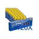 120er SPARSET Micro AAA 4003 Batterie Alkaline VARTA...
