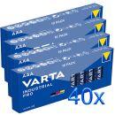 40er SPARSET Micro AAA 4003 Batterie Alkaline VARTA...