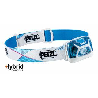 PETZL Tikka E093FA03 Weiss-Blau 300 Lumen inkl. 3x AAA Batterien