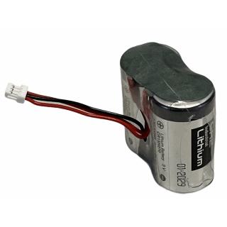 Infinio Protect M Premium Lithium Batterie für DOM Batteriepack ELS, ENiQ + Tapkey Schließzylinder