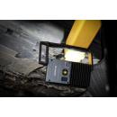 Led Lenser Multifunktionsleuchte iF8R Werkstattleuchte Bauscheinwerfer mit Akku und integrierter Powerbank