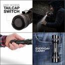 Energizer Tactical Taschenlampe TAC700 inkl. 2x CR123 700 Lumen