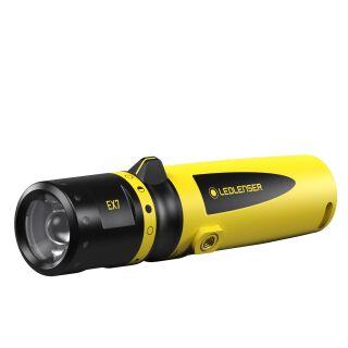 Led Lenser Taschenlampe EX7 ATEX Ex-Zone 0/20