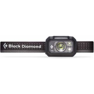 Black Diamond Stirnleuchte Storm 375 Graphite
