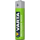 VARTA Recharge Accu Solar AAA Micro 550mAh Ni-Mh Akku (4er Pack, wiederaufladbar ohne Memory Effekt)