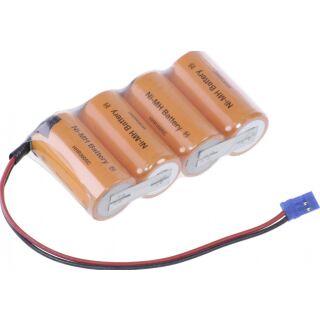 Panasonic Akkupack für Graupner E-Pack 4,8V / 3000mAh - F1x4