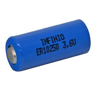 Infinio ER 10250 Bobbin 1/2 AAA 400 mAH Li/SoCi2