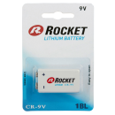 ROCKET Ultimate Lithium L522 9V E-Block 1200 mAh 1er Blister