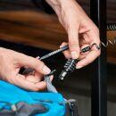 Stanley Kwikset Carabiner Lock