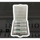 Infinio Pro Series Akku NiMH AA 1,2V 2100 mAh Ready2Use - 4er Box