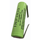Infinio Pro Series NiMH AA 1,2V 2100 mAh LSD FLATTOP mit...