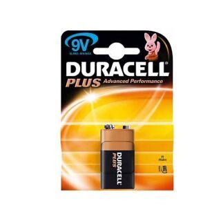Duracell 1er Pack Plus 9V / Block Batterie