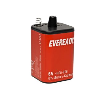 Eveready Spiralblock 4R25 9,5 Ah High Power 9,5 Ah