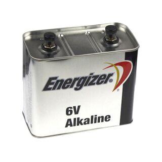 Energizer 4LR25-2 Alkaline 6V 52Ah Blockbatterie