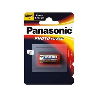 Panasonic Photo Power Lithium CR123 / CR17345