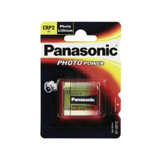 Panasonic 1er Pack Photo Power CR-P2 223 Lithium