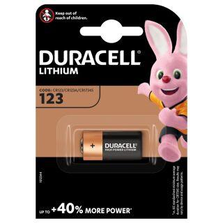 Duracell 1er Pack Ultra Lithium Foto 123 - CR17345
