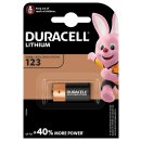 Duracell 1er Pack Ultra Lithium Foto 123 - CR17345