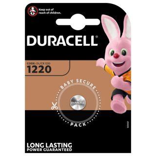 Duracell 1er Blister Lithium CR 1220 3V