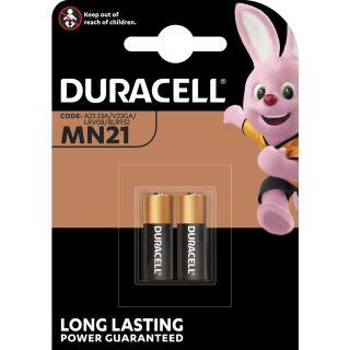 Duracell 2er Pack Alkaline MN21-E23 A 12 Volt