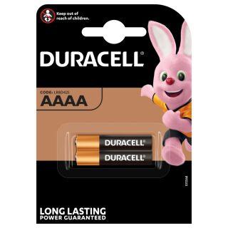 Duracell Ultra 2er Pack LR61/E96/AAAA MN 2500