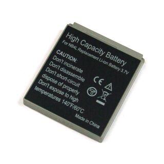 Akku kompatibel zu NB-4L Canon Li-Ion