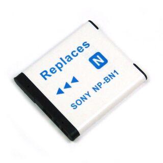 Akku kompatibel zu NP-BN1 Sony Li-Ion 600 mAh
