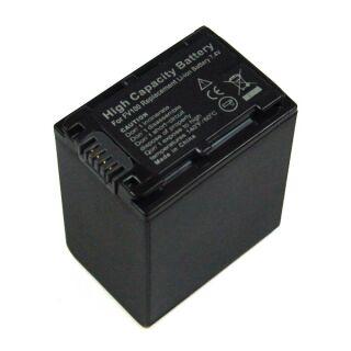 Akku kompatibel zu NP-FV100 Sony Li-Ion