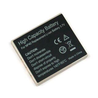 Akku kompatibe zu NP-40 Fuji Li-Ion