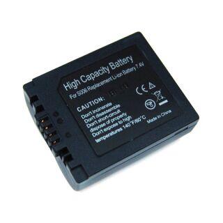 Akku kompatibel zu CGR-S006 Panasonic Li-Ion