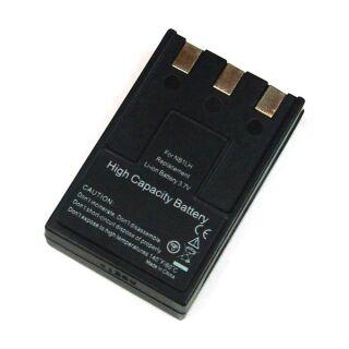 Akku kompatibel zu NB-1LH Canon Li-Ion