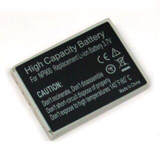 Akku kompatibel zu NP-900 Minolta Li-Ion
