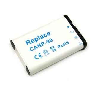 Akku kompatibel zu NP-90 Casio Li-Ion